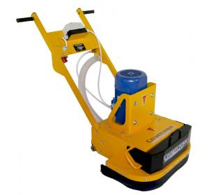 Прокат профессиональной шлифовальной машины для бетонного пола Мозаично-шлифовальная машина Сплитстоун GM-245