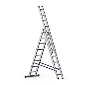 Прокат лестницы 6,7 метра в Красноярске Лестница алюминиевая SM-LLA 310