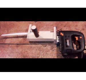 Embedded thumbnail for Как сделать сабельную пилу из лобзика