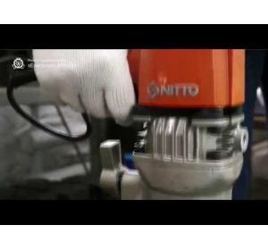 Embedded thumbnail for Приспособление для пробивания отверстий в металле