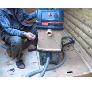 Embedded thumbnail for Увеличение объема пылесоса Metabo