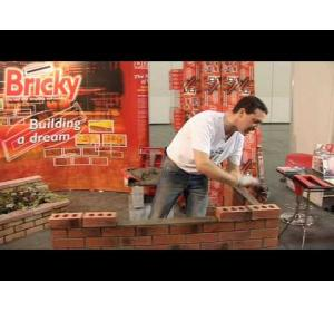 Embedded thumbnail for Bricky - быстрая кладка кирпича