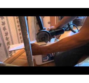 Embedded thumbnail for Резка плитки блгаркой без пыли