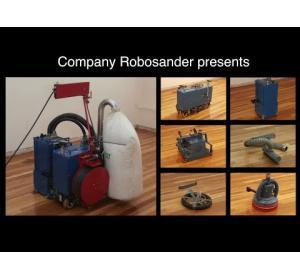 Embedded thumbnail for Робот для обработки деревянных полов