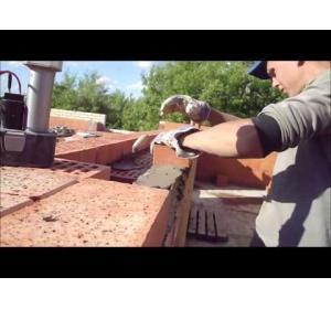 Embedded thumbnail for Автоматический молоток для кладки кирпича
