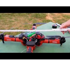 Embedded thumbnail for Квадрокоптер из болгарок