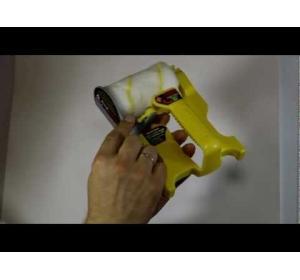 Embedded thumbnail for Валик для окраски углов