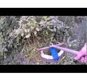 Embedded thumbnail for Триммер из болгарки