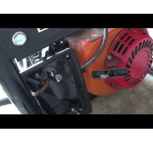 Embedded thumbnail for Как переделать бензогенератор под газ