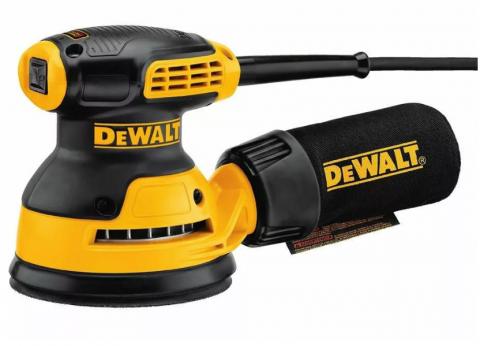 Прокат орбитальной DeWALT DWE6423