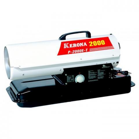 Прокат (аренда) дизельной тепловой пушки Дизельная тепловая пушка KERONA P-2000E-T